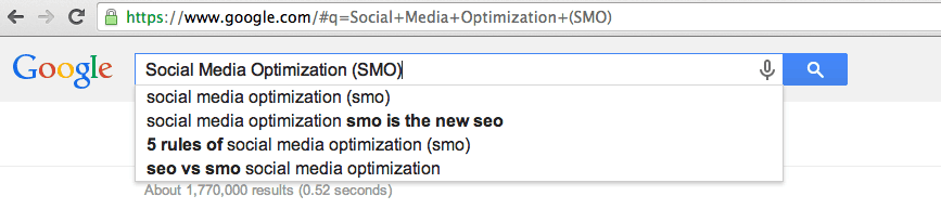 Social Media Optimization (SMO) Services